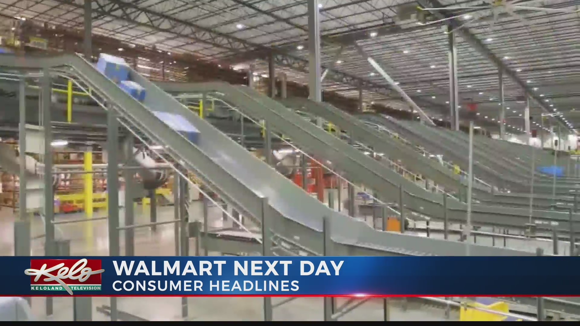 Walmart rolling out 1-day delivery
