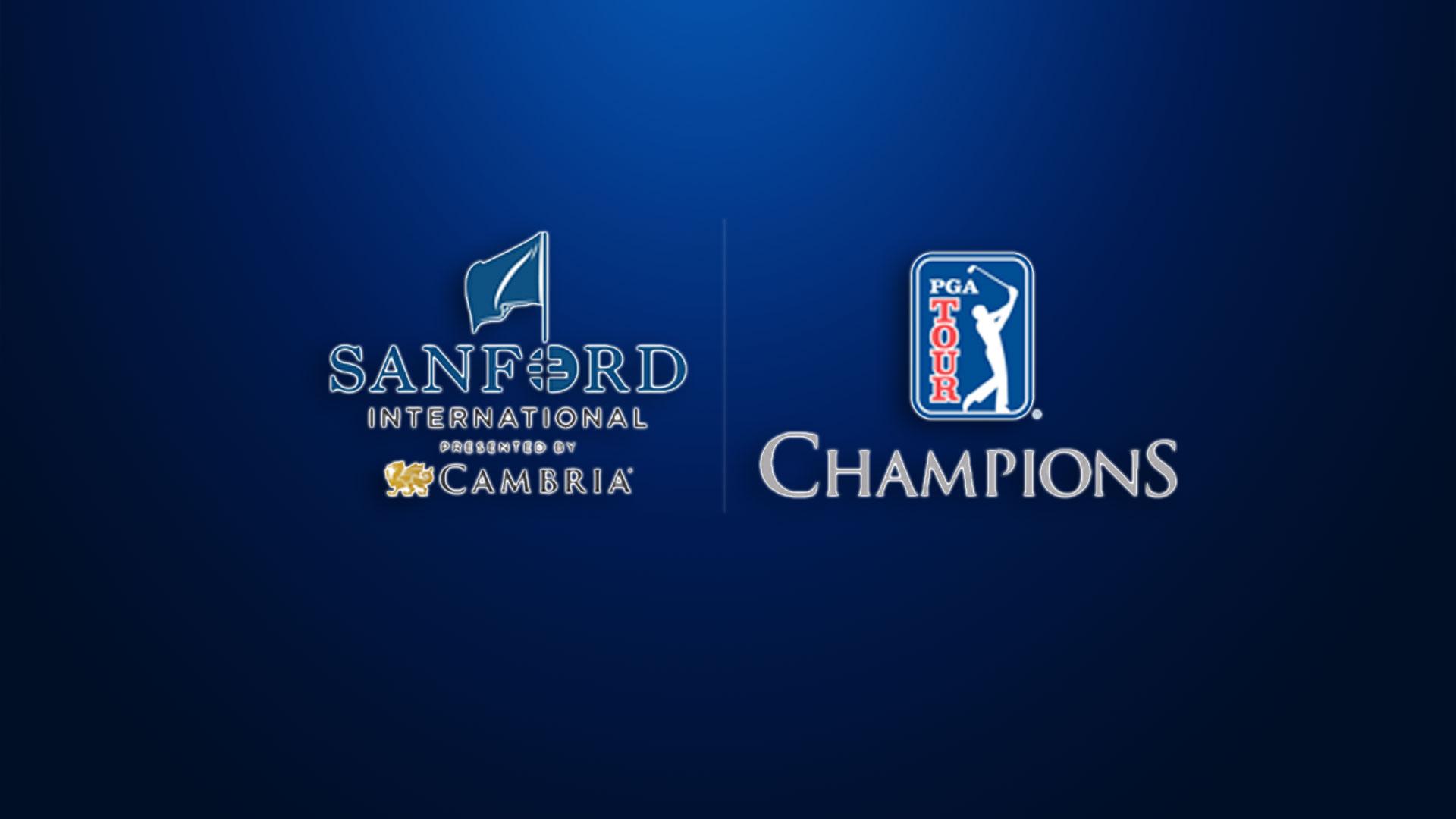 KELO Sanford International PGA champions