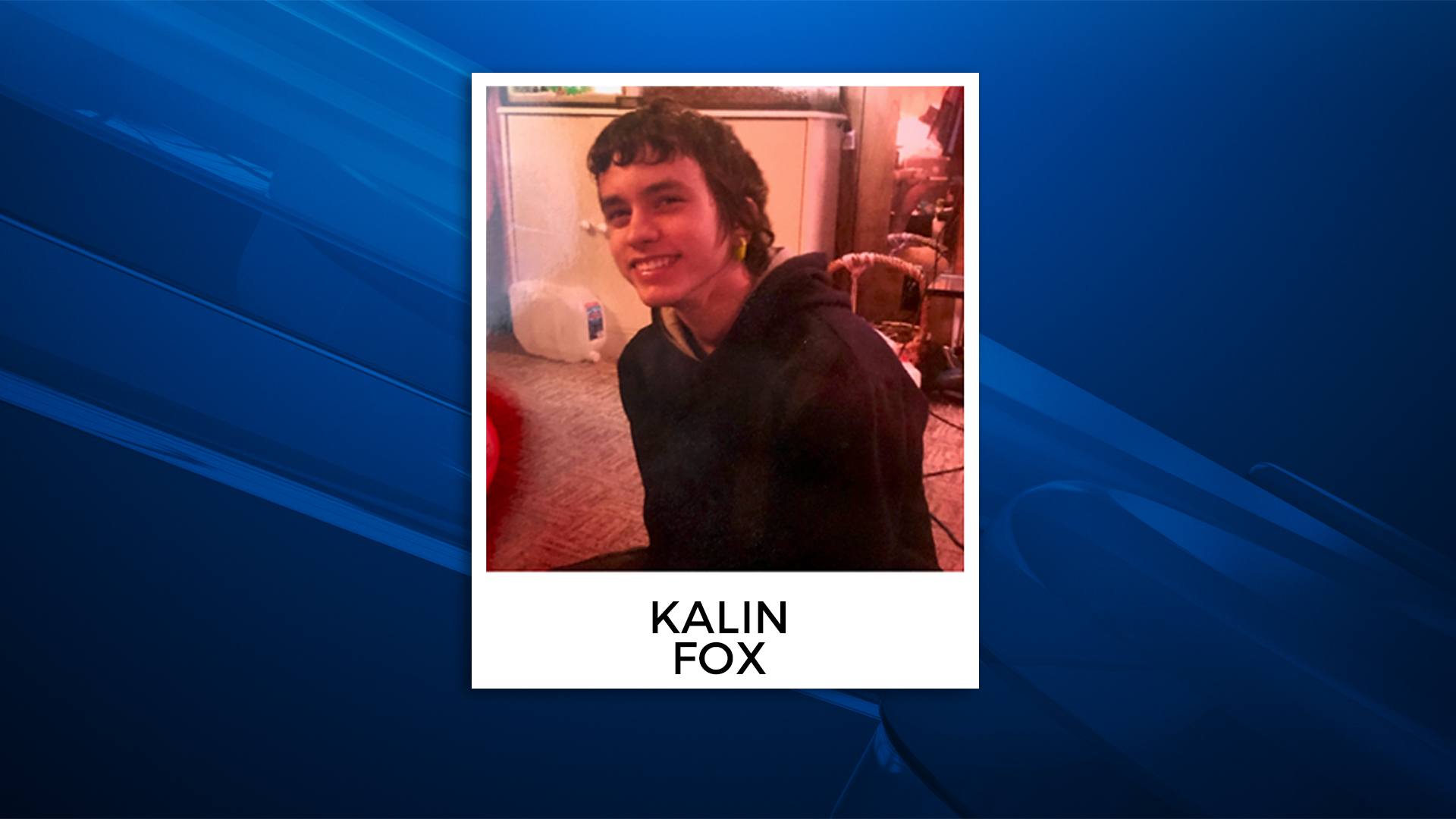 KELO Kalin Fox missing teenager