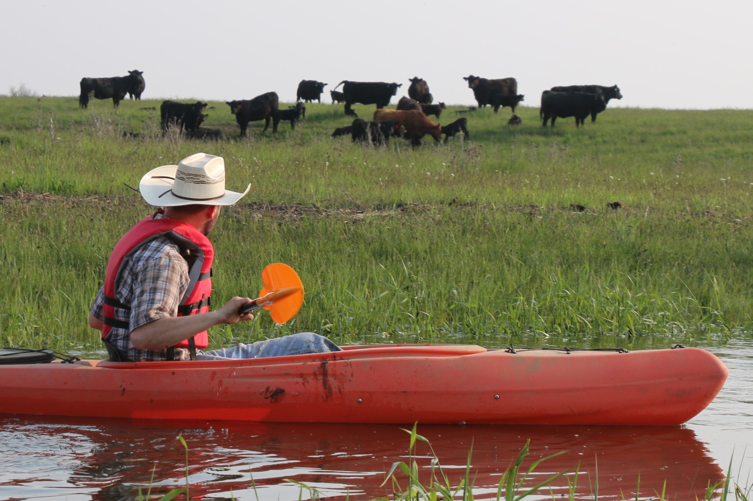 KELO Freeman Kayak Rancher