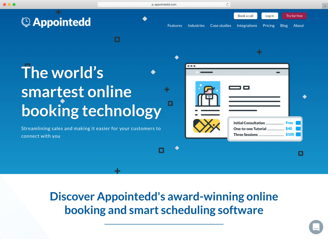 Appointedd.com Website Replatform / Migration