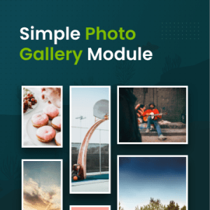 hubspot photo gallery module
