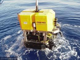 robot sous marin