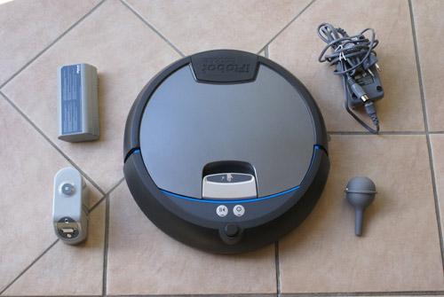 robot nettoyeur scooba 230