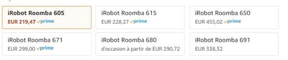 roomba 600 amazon