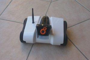 spy c tank robot