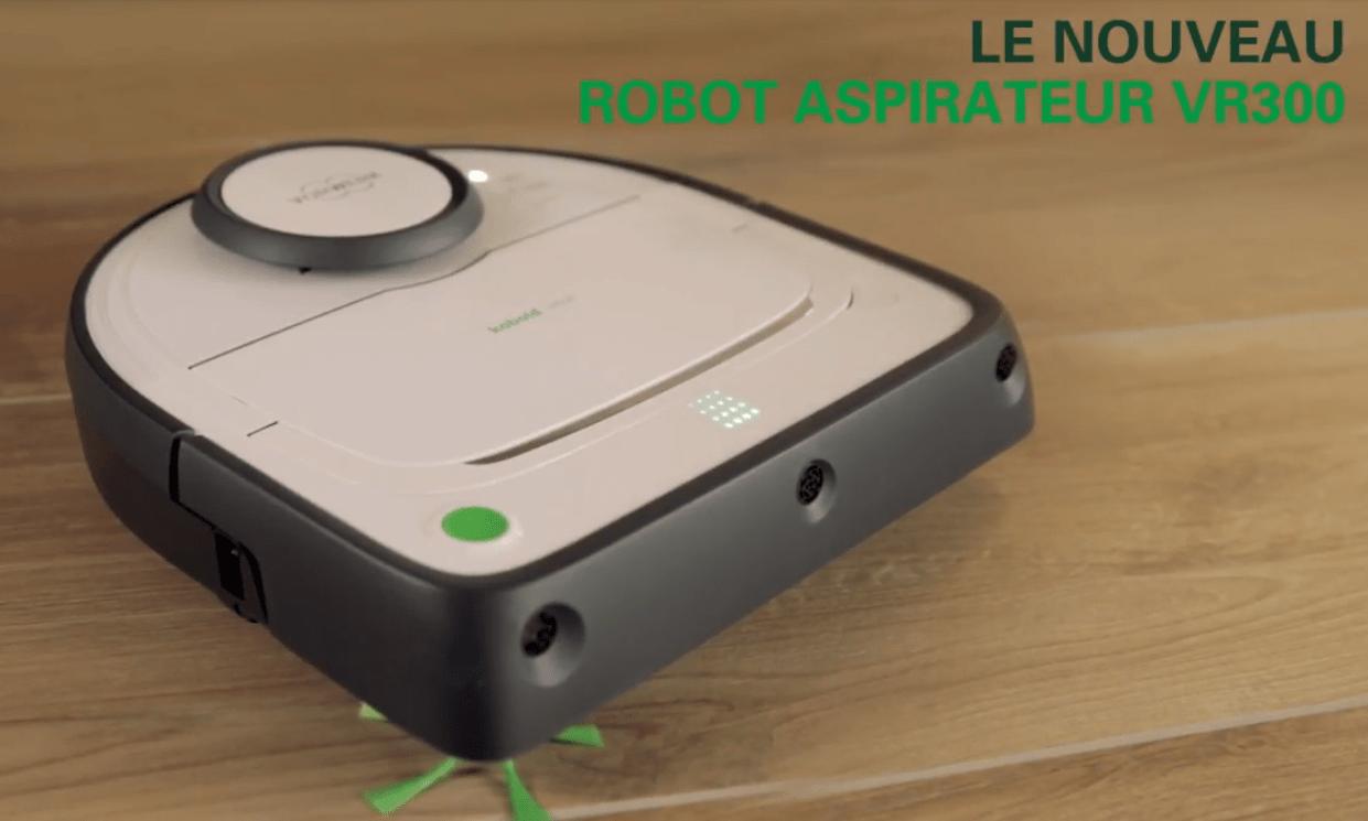 kobold vr300 nouvel aspirateur robot de vorwerk blog kelrobot. Black Bedroom Furniture Sets. Home Design Ideas