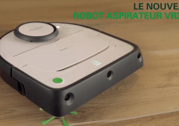 aspirateur robot kobold vr300