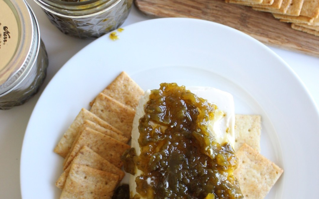 Southern Sweet Pepper Jelly