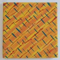 Orange stripe (large)