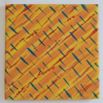 Orange stripe (large)