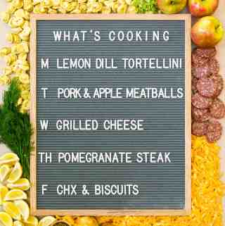What's Cooking 09/25 – 09/29