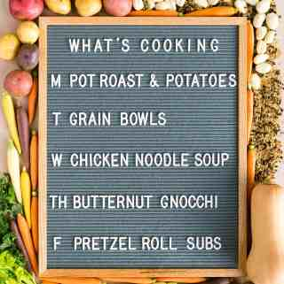 What's Cooking 10/16 – 10/20
