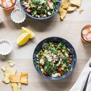 Greek Grain Bowl