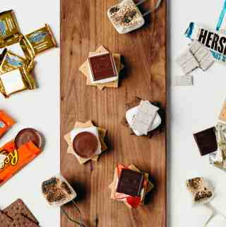 Outdoor Entertaining: Tips – S'MORES EDITION