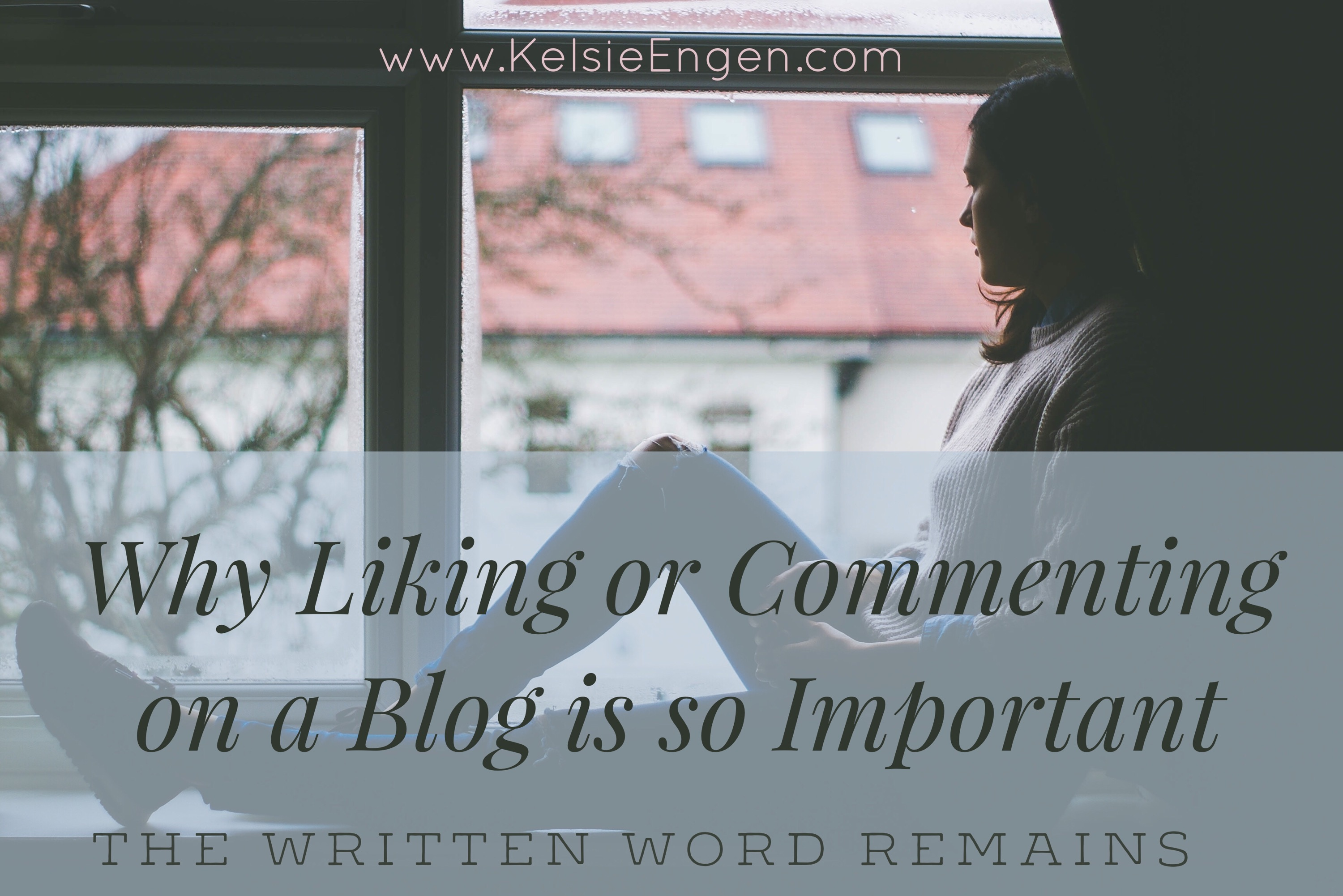 Why Liking or Commenting on a Blog is so Important
