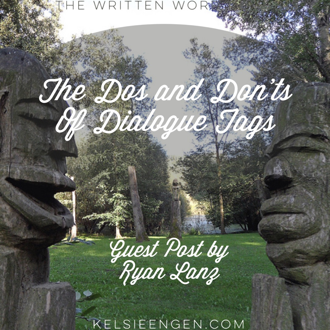 The Dos and Don'ts of Dialogue Tags