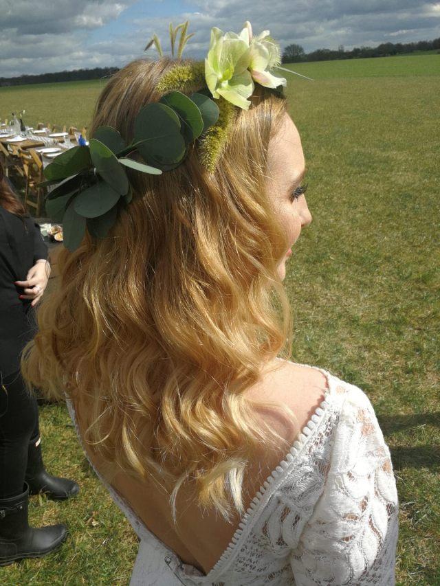 boho wedding hair essex | bohemian hair tips for your wedding