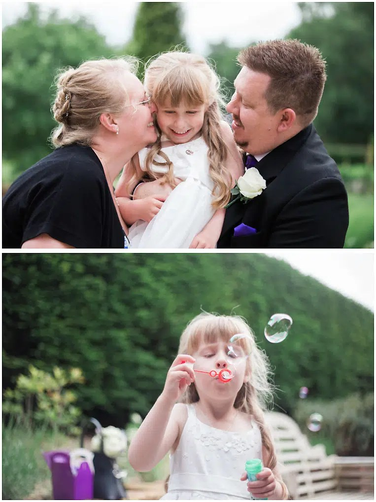 Flower Girl | New Place De Vere, Southampton | Brigthon Wedding Photographer