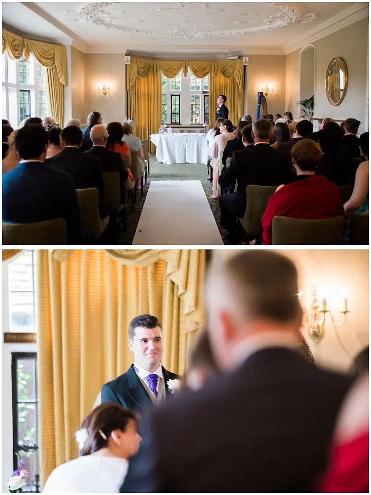 New Place De Vere Ceremony | Brighton Wedding Photographer
