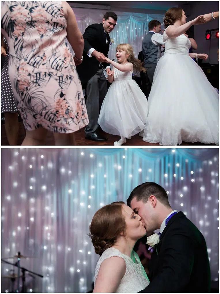Reception at New Place De Vere, Southampton | Brighton Wedding Photographer
