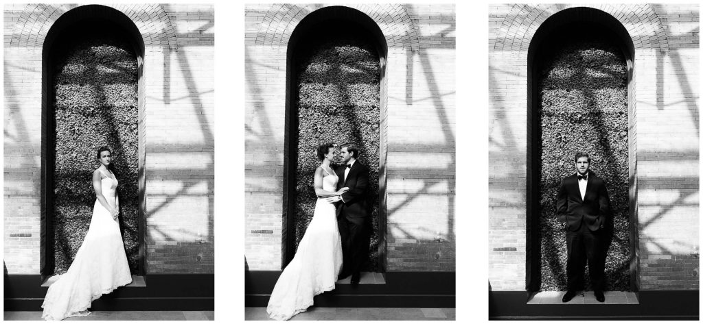 St. Louis Union Station Couple Wedding Portraits - Brighton Wedding Photographer (1)