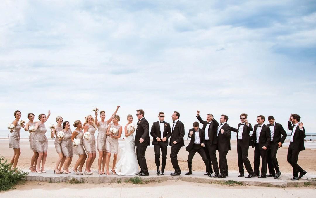 Kimpton Hotel Palomar Wedding in Chicago, Illinois | Ashley + Shaun