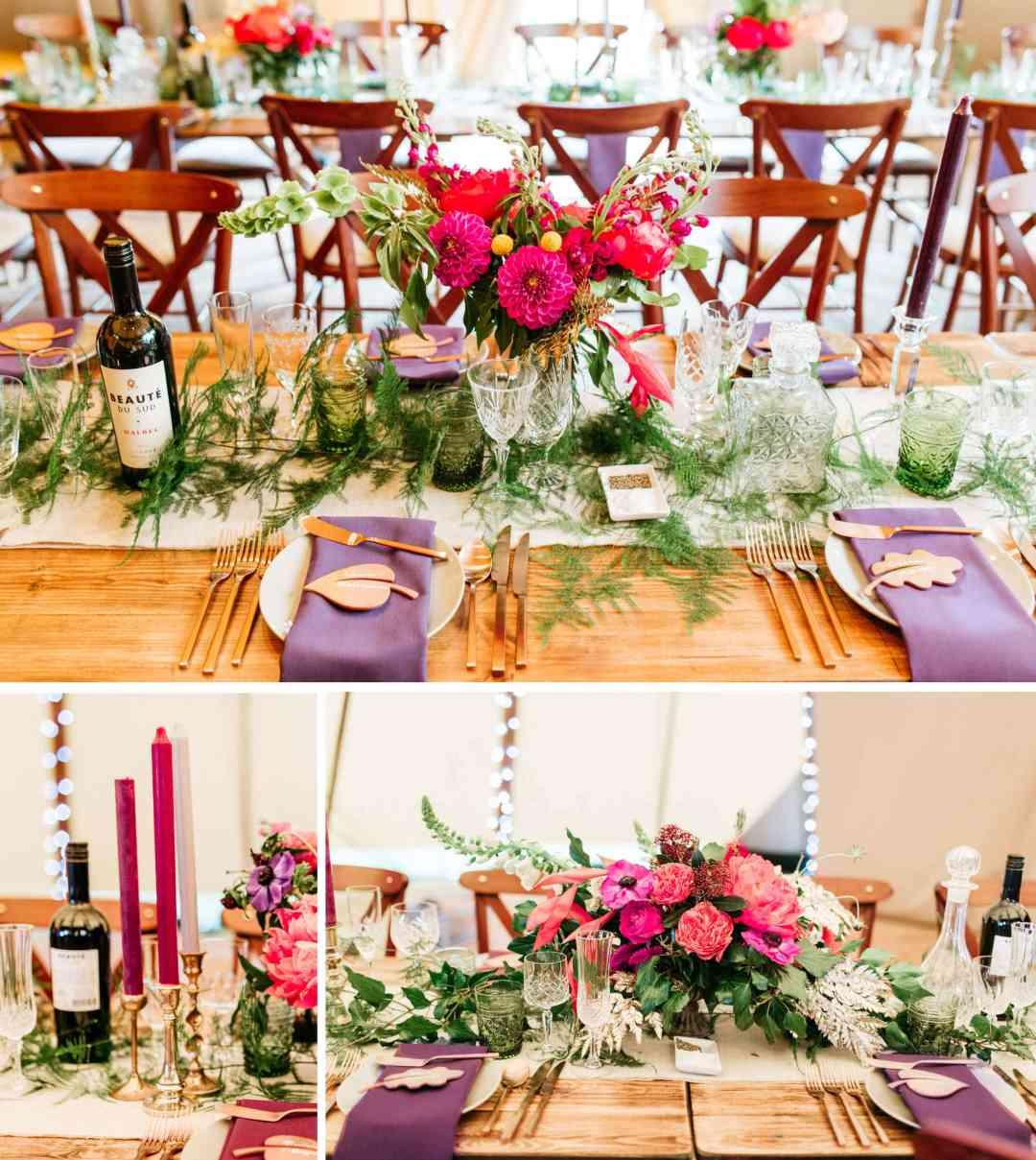 Safari wedding reception in Warnham tipi in Horsham - West Sussex wedding photographer