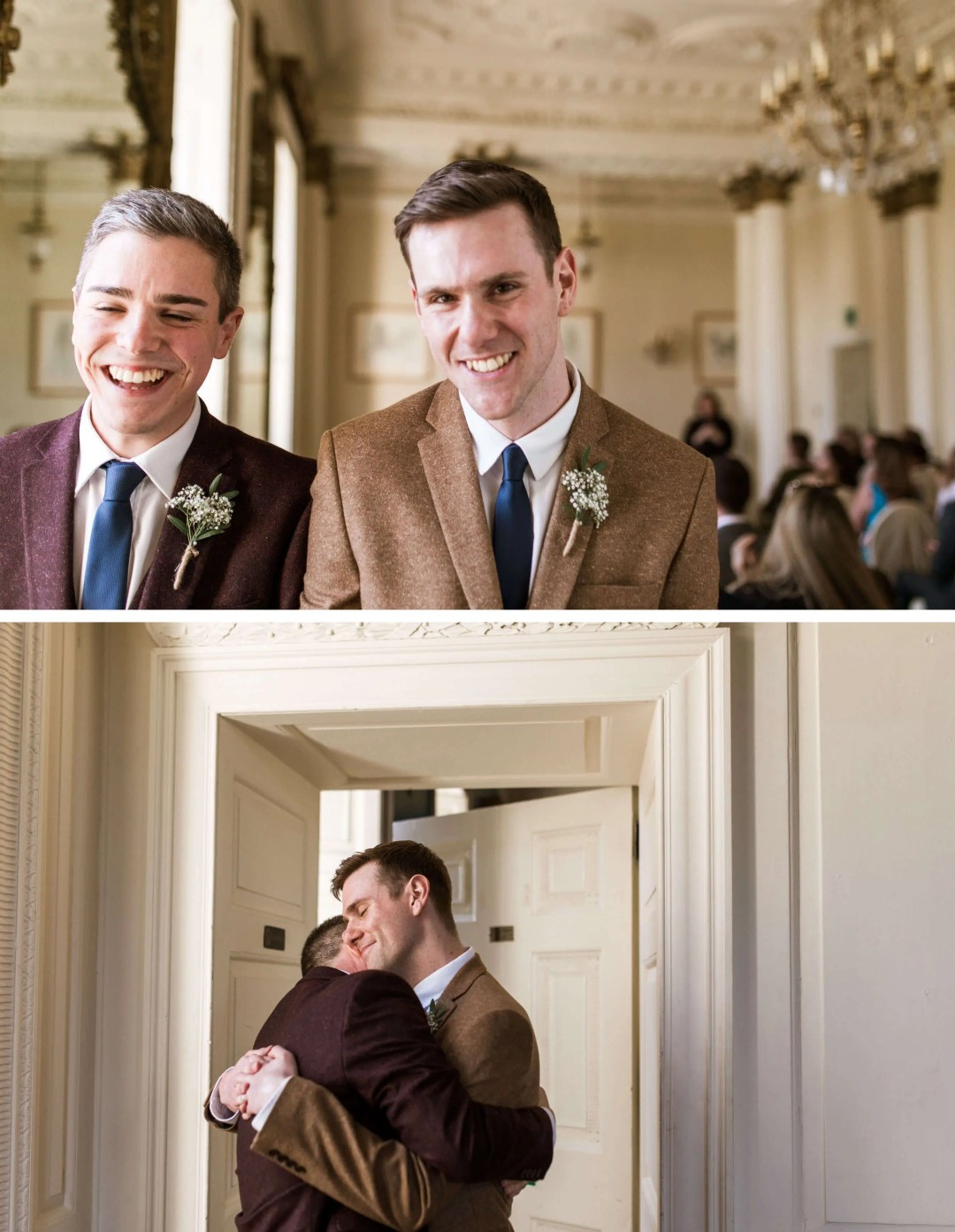 Proud Country House Wedding Stamner Park Same-Sex Photographer