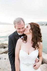 Cannes Destination Wedding Couple Portraits Photography