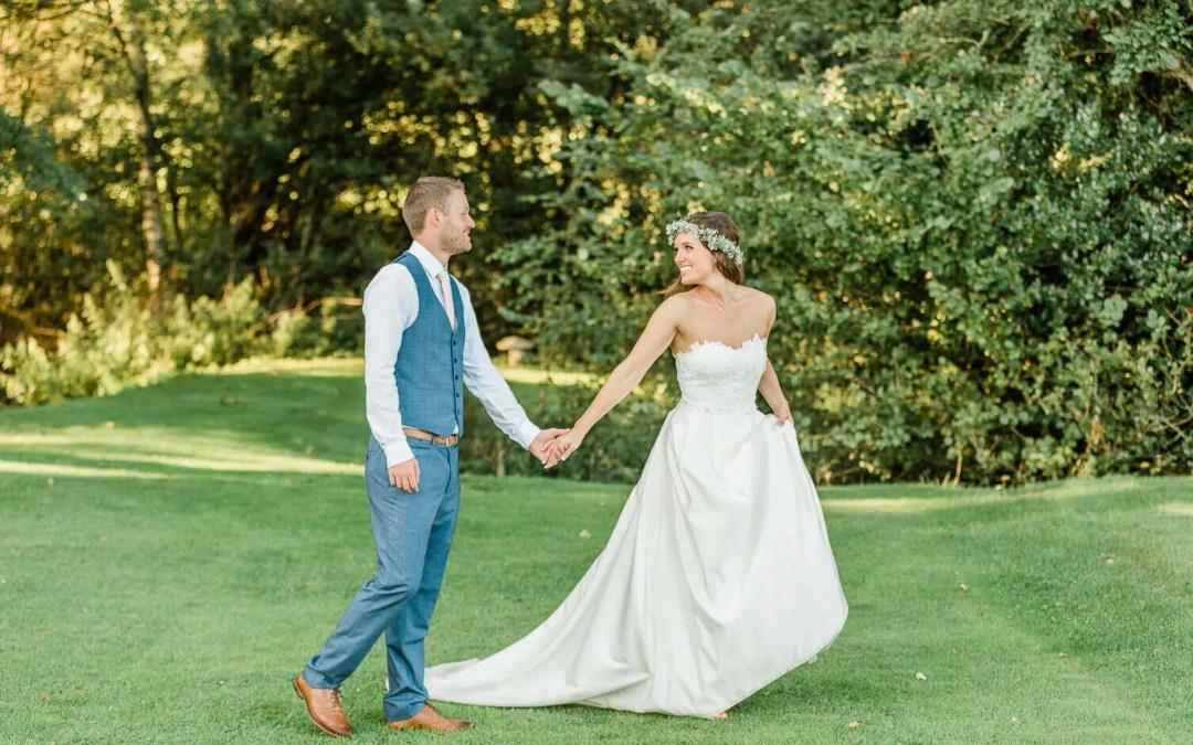 Brookfield Barn wedding in Horsham | West Sussex Photographer