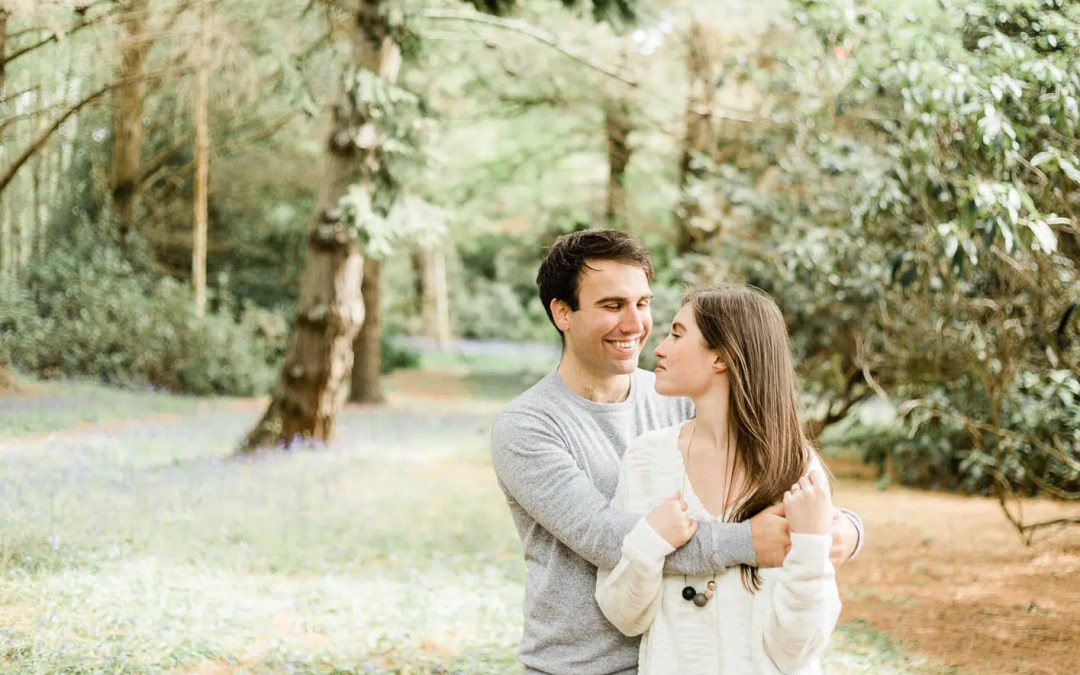 Best places for engagement photography in Brighton