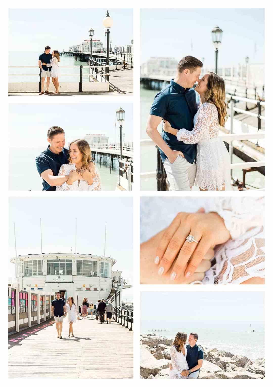 Worthing Pier Engagement Photography | Worthing Wedding Photographer