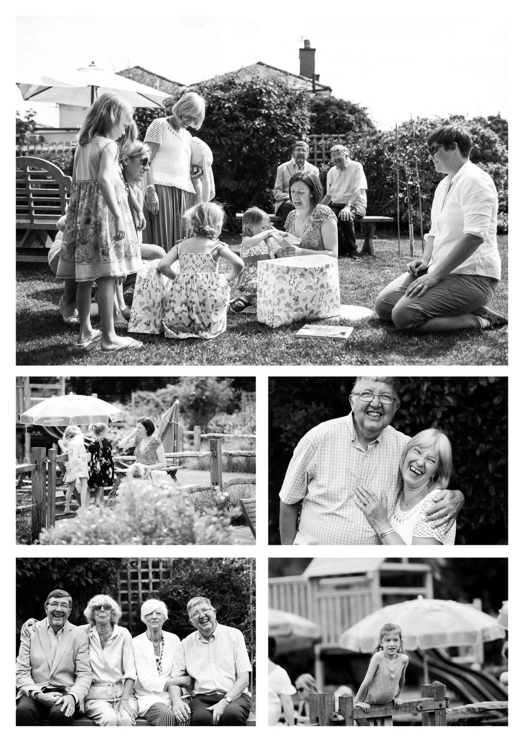 family gathering photographer in Haywards Heath