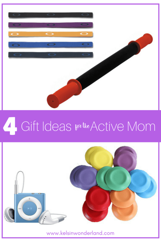 gift ideas for moms who workout