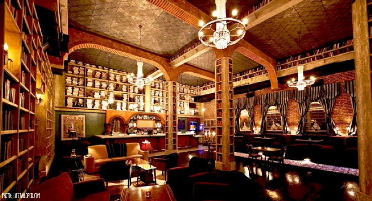 chateau marmont bar drinks and food