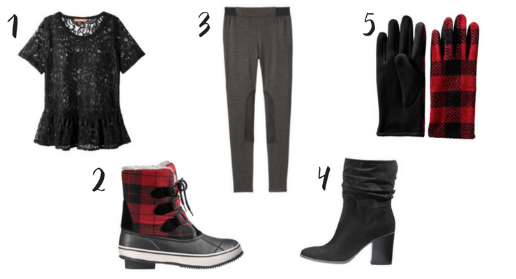 Joe Fresh top picks for fall and holiday