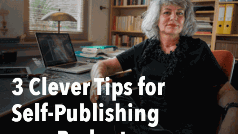 self publishing on a budget