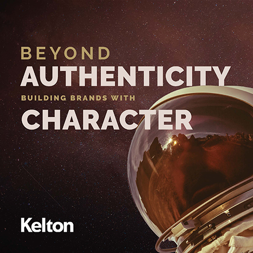 Learn how to build brand authenticity and character.