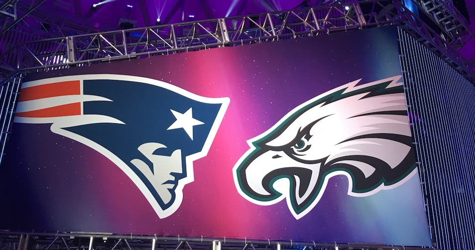 Super Bowl LII_PatriotsvEagles