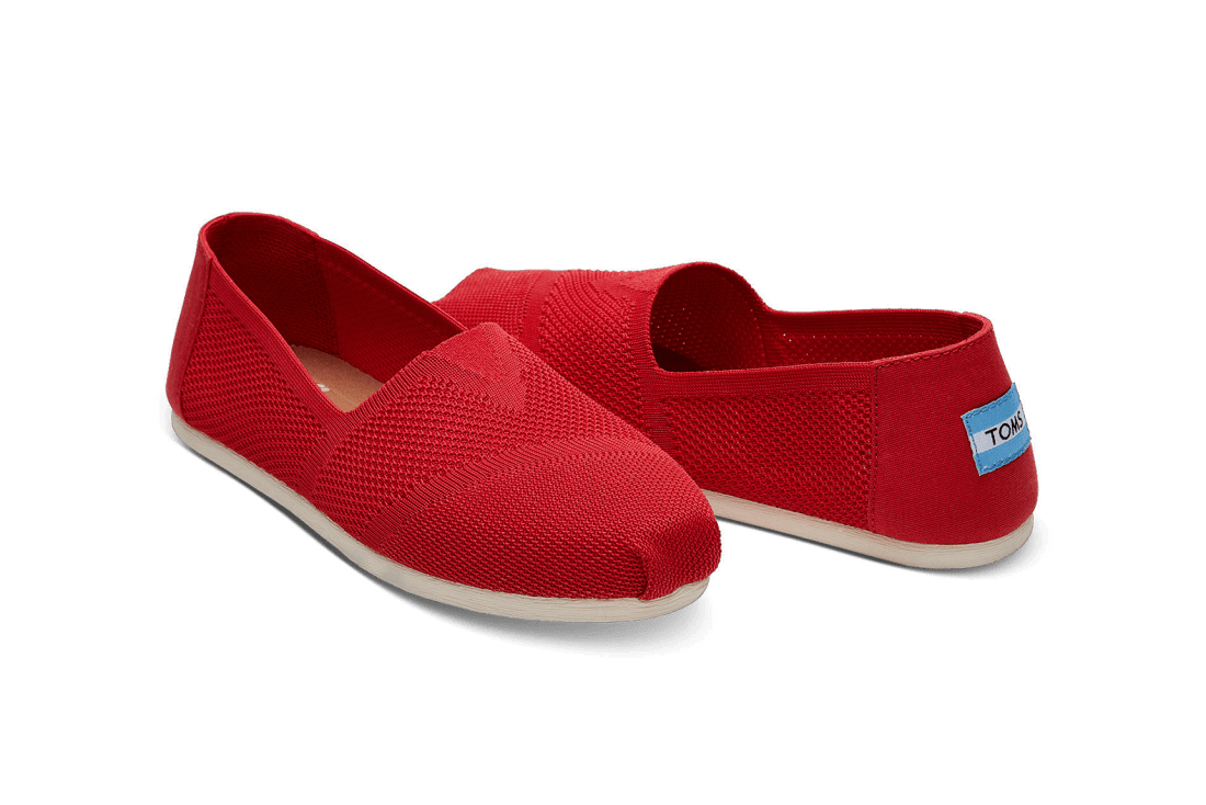 Customer Journey Mapping case study for TOMS