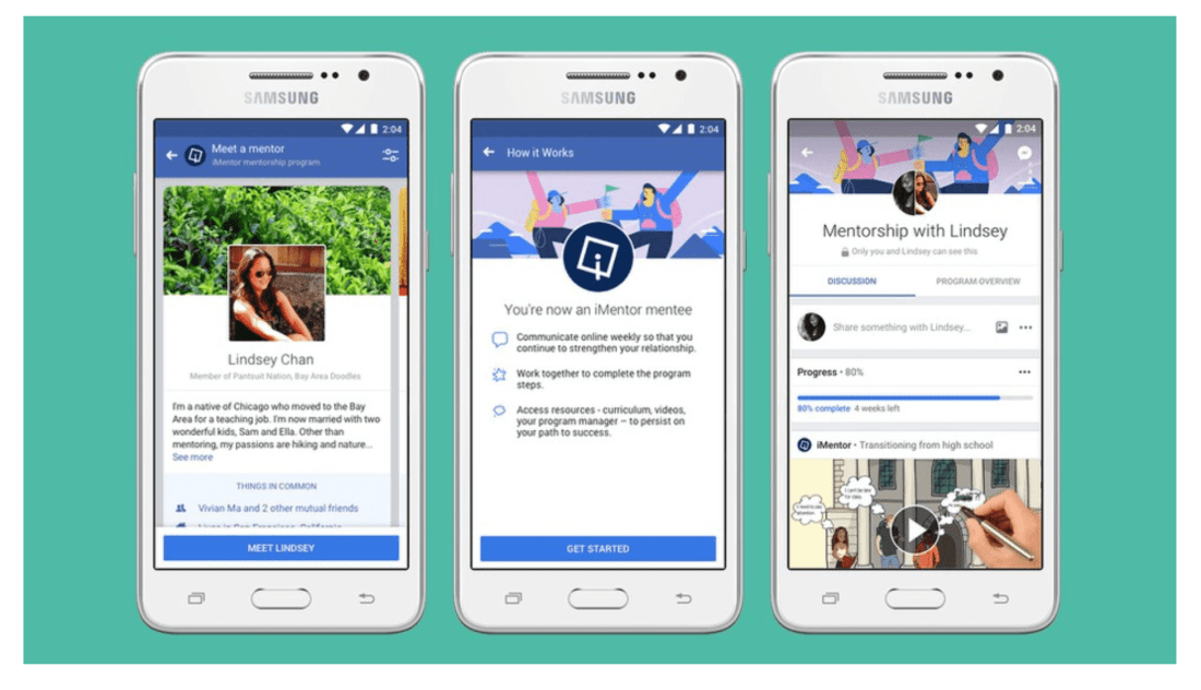 Global Brand Strategy research for Facebook
