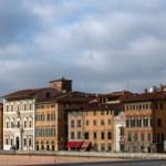 Kota tua Pisa