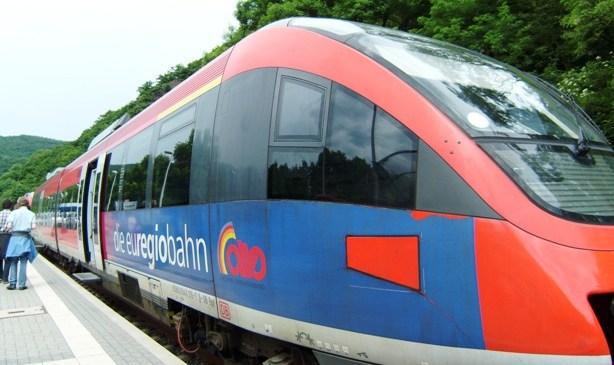 Kereta Api Ekonomi di Jerman