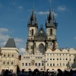 Pusat kota Praha