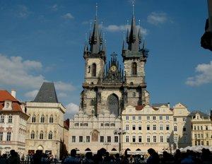 Praha : Di Kota Tua dan Kampung Yahudi
