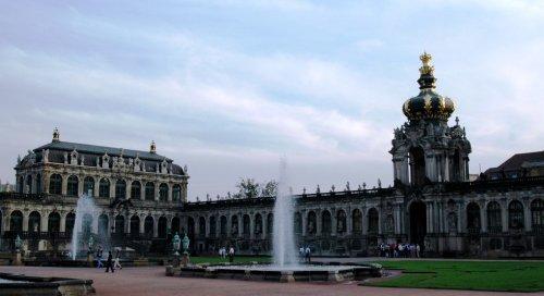 Kota Indah Bergaya Baroque, Dresden