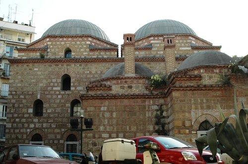 Nasib Mantan Mesjid di Thessaloniki