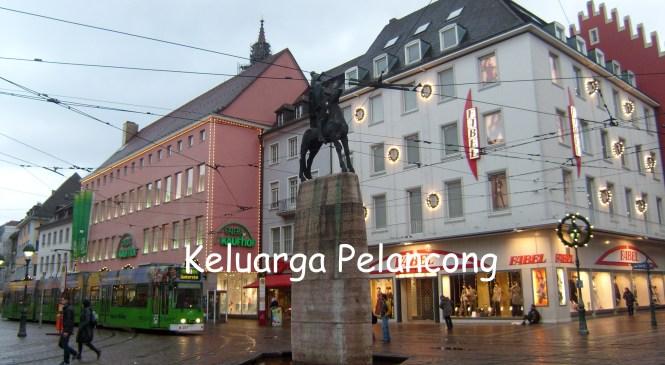 Mampir di Freiburg im Breisgau
