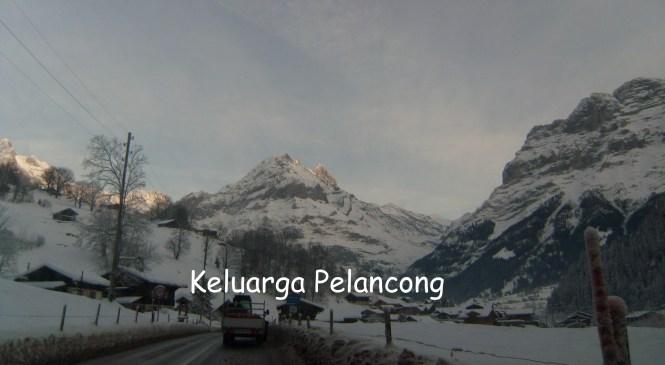 Menatap Swiss di Musim Dingin